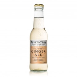 FEEVER TREE GINGER ALE...