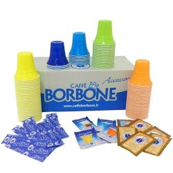 BORBONE KIT ACCESSORI CAFFE...