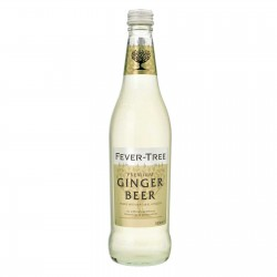 FEEVER TREE GINGER BEER...